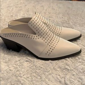 NEW without Box White Studded State 1. Shoes
